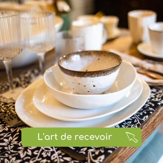 Au printemps, organisez vos apéros avec de jolies décorations de vos artisans du Sud Luberon